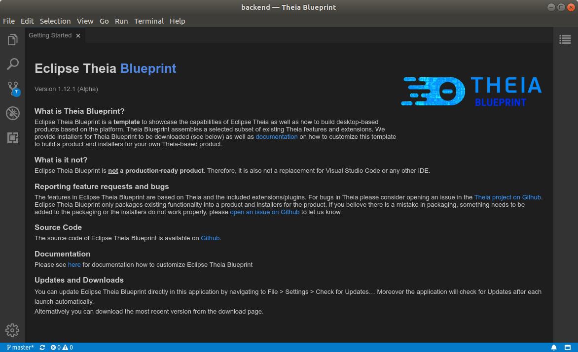 Theia Blueprint